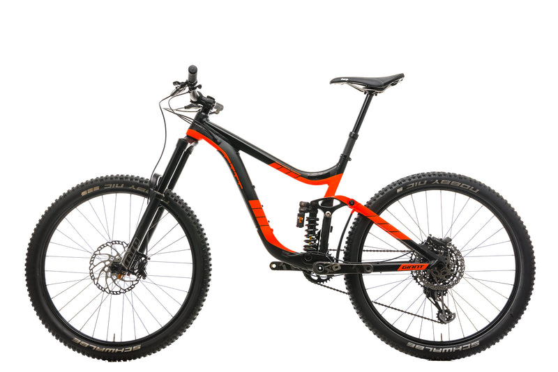 Giant Reign SX Mountain Bike - 2017, Medium non-drive side