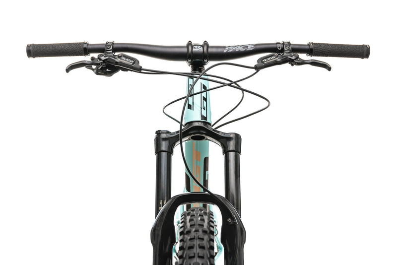 GT Sanction Expert Mountain Bike - 2018, Medium crank