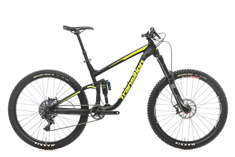 Transition Patrol Mountain Bike - 2016, Large drive side