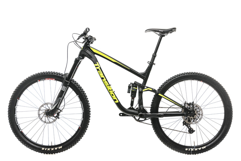 Transition Patrol Mountain Bike - 2016, Large non-drive side