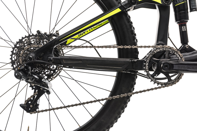 Transition Patrol Mountain Bike - 2016, Large drivetrain