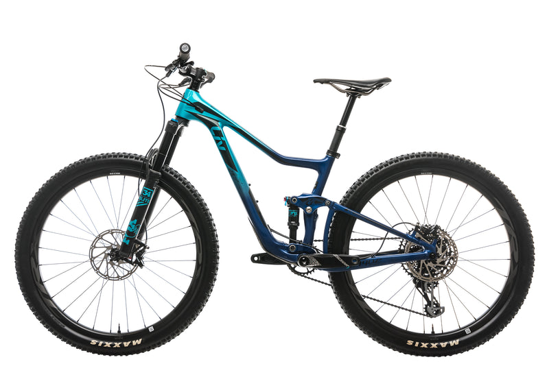 Liv Pique Advanced Womens Mountain Bike - Small, 2019 non-drive side