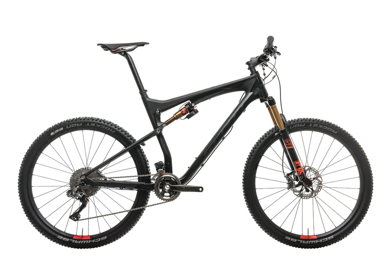 Scott Spark 700 Ultimate Mountain Bike - 2016, X-Large drive side