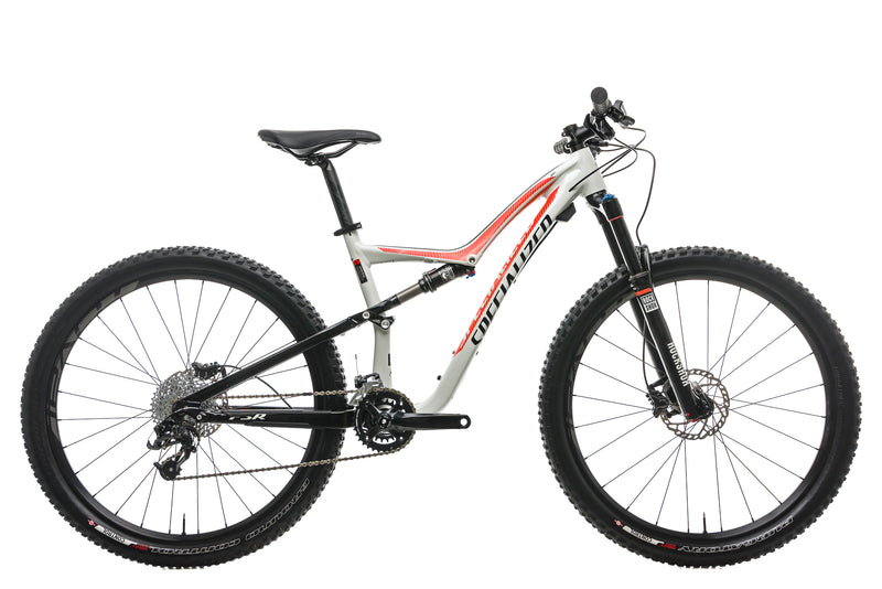Specialized Rumor Comp 650b Womens Mountain Bike - 2016, Medium drive side