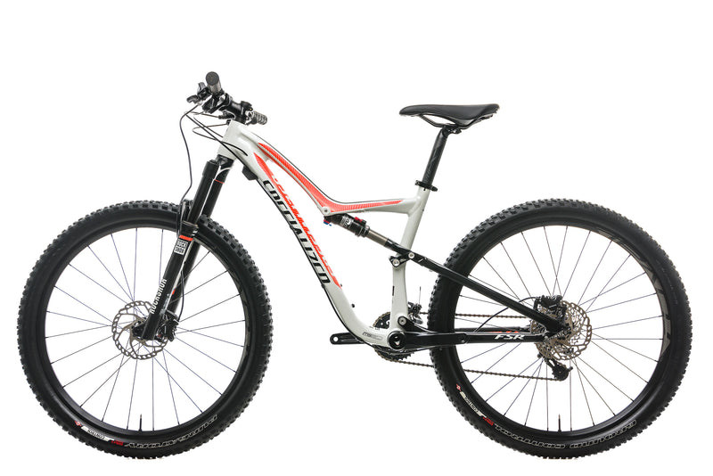 Specialized Rumor Comp 650b Womens Mountain Bike - 2016, Medium non-drive side