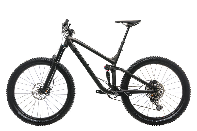 "Trek Fuel EX 8 Plus Mountain Bike - 2019, 19.5"" non-drive side"