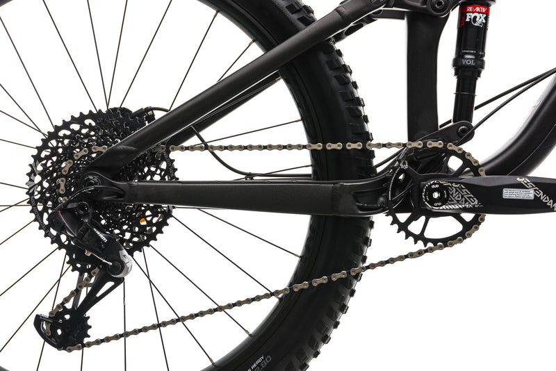 "Trek Fuel EX 8 Plus Mountain Bike - 2019, 19.5"" drivetrain"