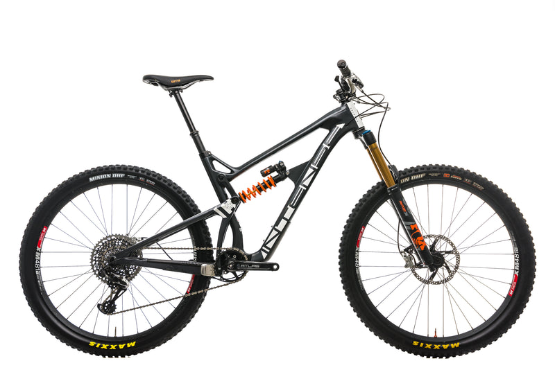 Intense Carbine C29 Mountain Bike - 2018, Large drive side