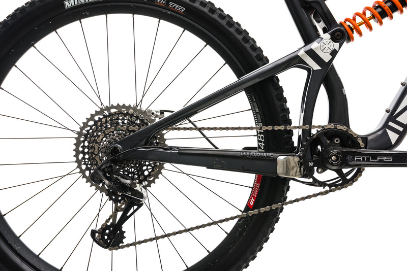 Intense Carbine C29 Mountain Bike - 2018, Large drivetrain