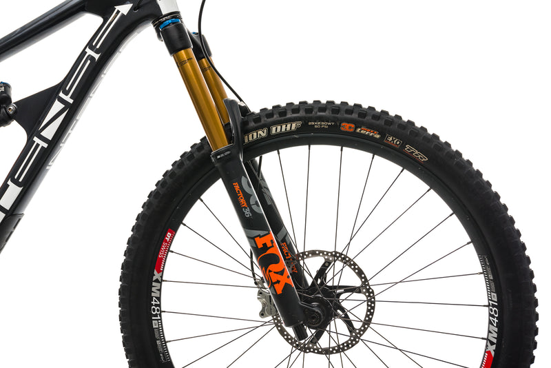 Intense Carbine C29 Mountain Bike - 2018, Large cockpit