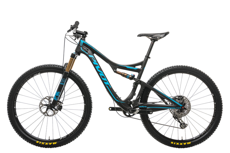 Pivot Mach 429 SL Mountain Bike - 2018, Large non-drive side
