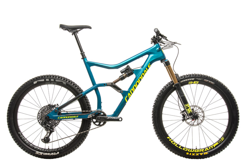 Cannondale Trigger 1 Mountain Bike - 2018, X-Large drive side