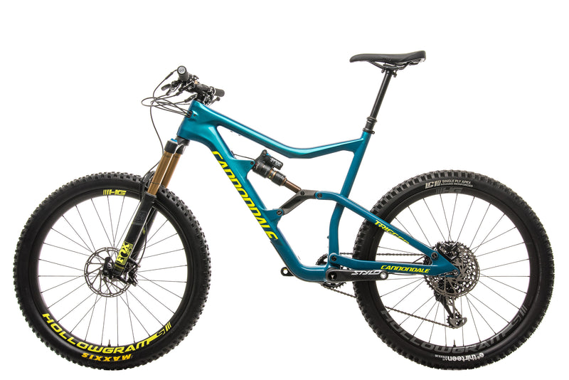 Cannondale Trigger 1 Mountain Bike - 2018, X-Large non-drive side
