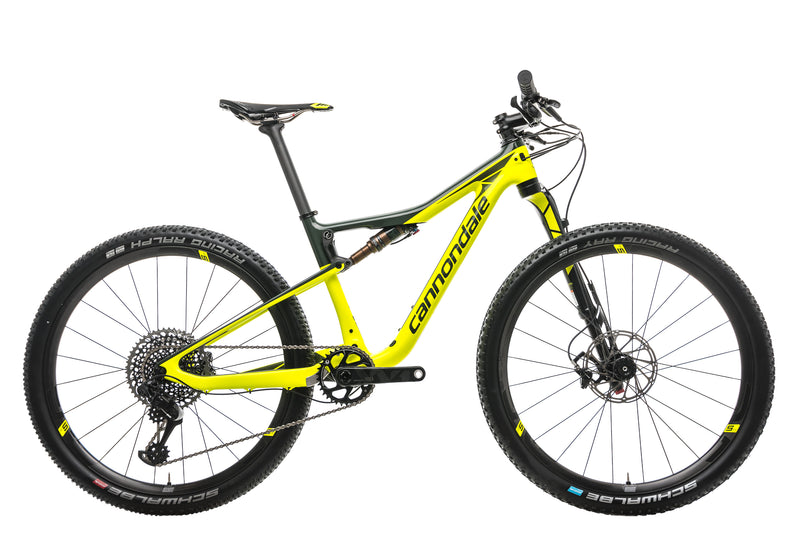 Cannondale Scalpel-Si World Cup Hi-MOD - 2019, Small drive side