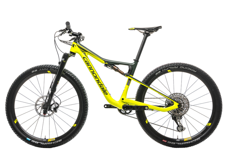 Cannondale Scalpel-Si World Cup Hi-MOD - 2019, Small non-drive side