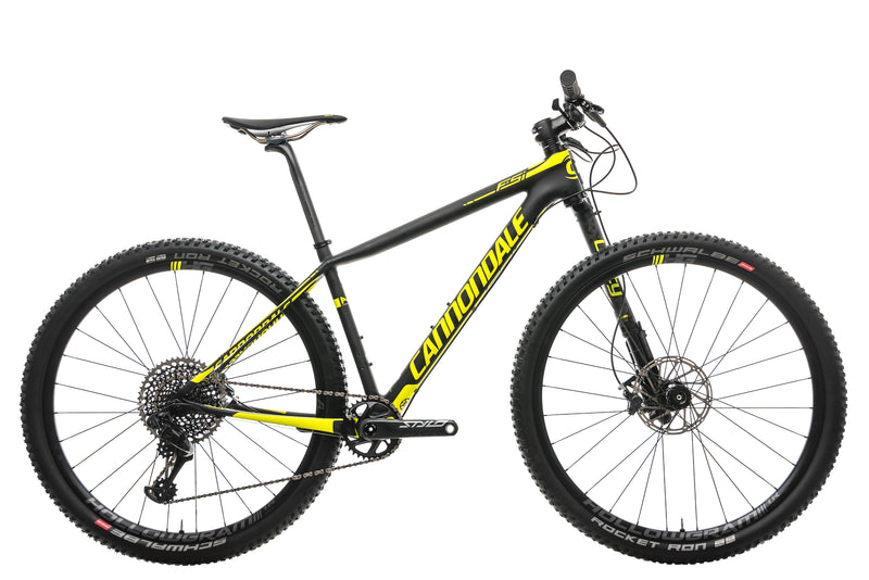 Cannondale F-Si Carbon 1 Hi-MOD 29 Mountain Bike - 2018, Medium drive side