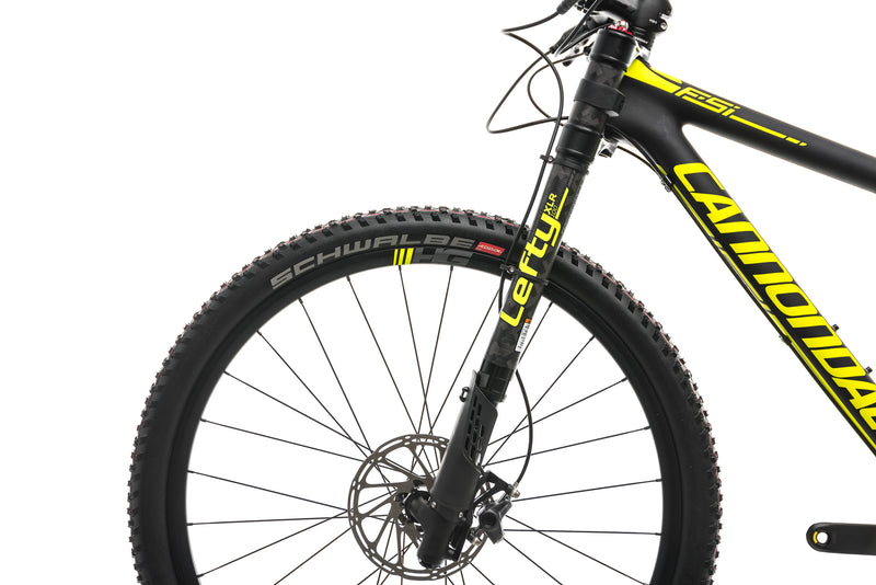 Cannondale F-Si Carbon 1 Hi-MOD 29 Mountain Bike - 2018, Medium front wheel