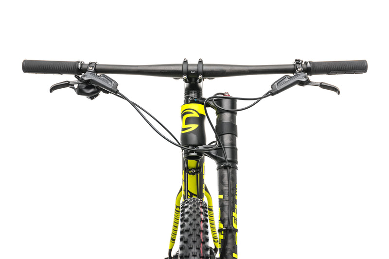 Cannondale F-Si Carbon 1 Hi-MOD 29 Mountain Bike - 2018, Medium cockpit