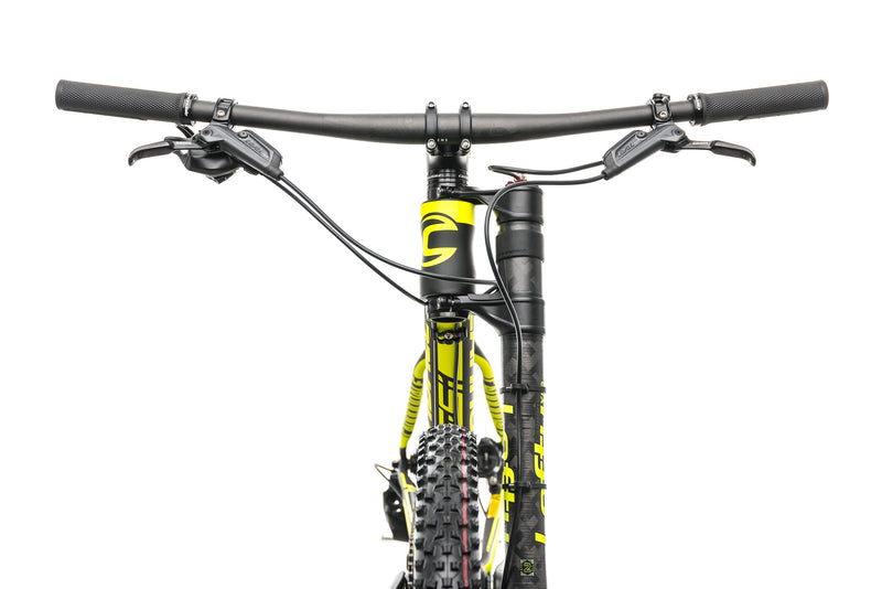 Cannondale F-Si Carbon 1 Hi-MOD Mountain Bike - 2018, Small cockpit