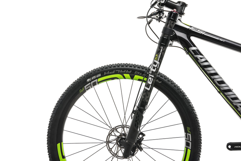 Cannondale F-Si Hi-Mod Carbon 29 Team Mountain Bike - 2016, Medium front wheel