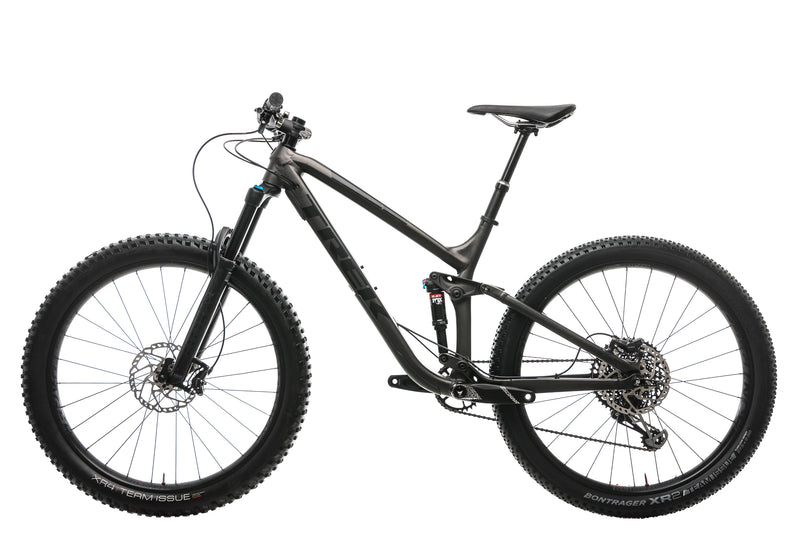 "Trek Fuel EX 8 27.5 Plus Mountain Bike - 2018, 18.5"" non-drive side"