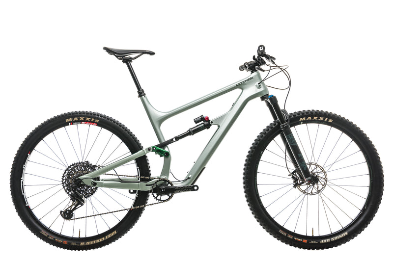 Cannondale Habit Carbon 2 Mountain Bike - 2019, X-Large drive side