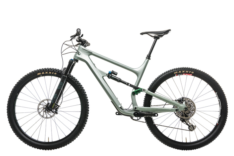 Cannondale Habit Carbon 2 Mountain Bike - 2019, X-Large non-drive side