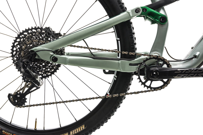 Cannondale Habit Carbon 2 Mountain Bike - 2019, X-Large drivetrain