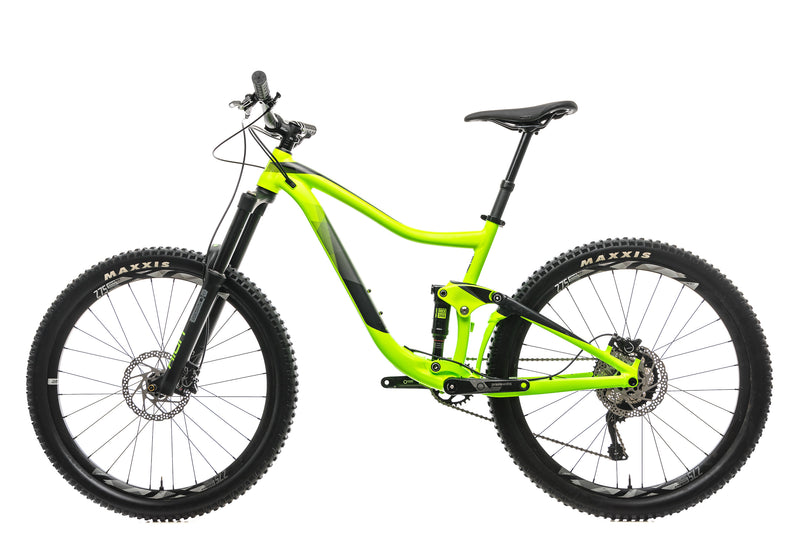 Giant Trance 3 Mountain Bike - 2018, Medium non-drive side