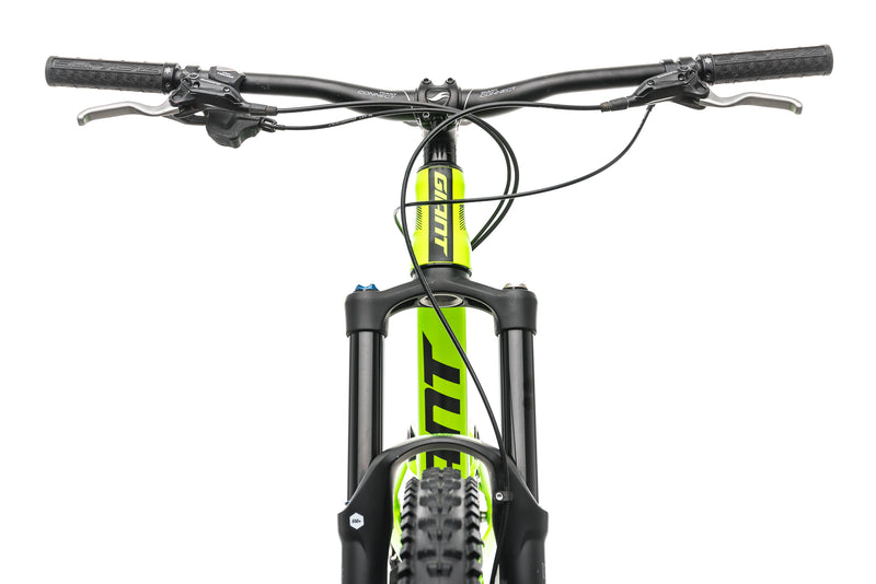 Giant Trance 3 Mountain Bike - 2018, Medium crank