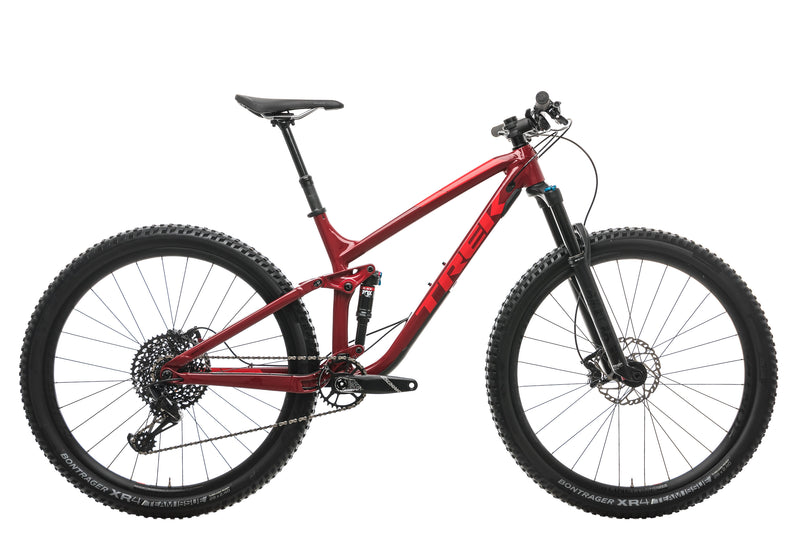 "Trek Fuel EX 8 Mountain Bike - 2019, 18.5"" drive side"