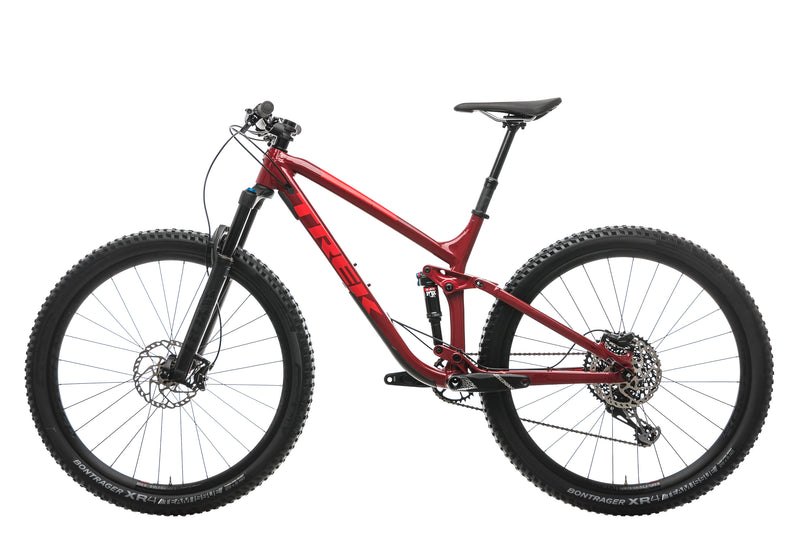 "Trek Fuel EX 8 Mountain Bike - 2019, 18.5"" non-drive side"