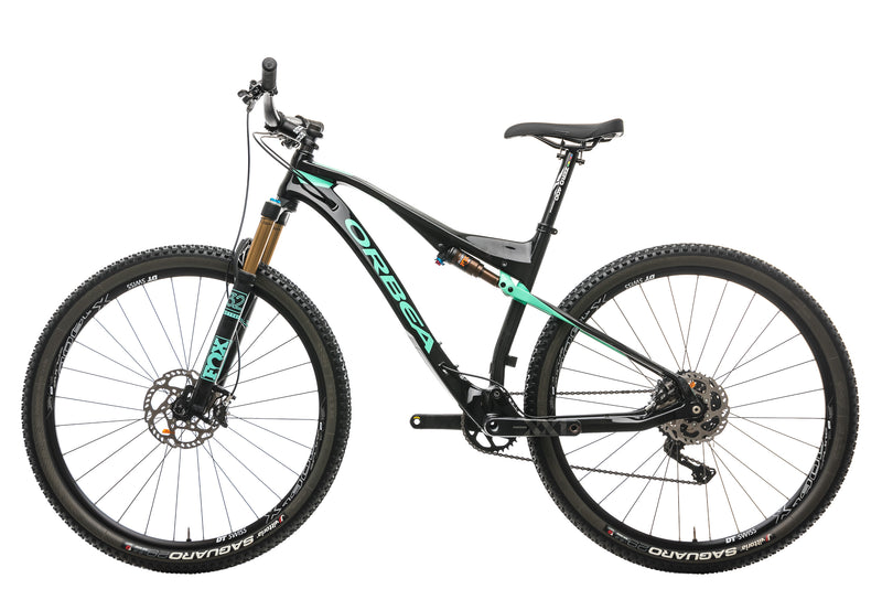 Orbea Oiz 29 M20 Mountain Bike - 2017, Large non-drive side