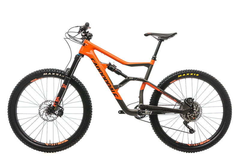 Cannondale Trigger Carbon 3 Mountain Bike - 2018, Large non-drive side