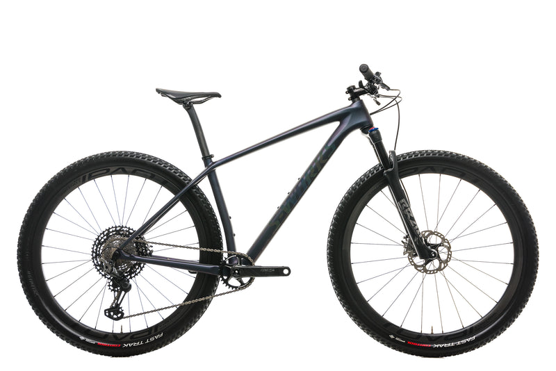 Specialized S-Works Epic Hardtail Mountain Bike - 2020, Medium drive side