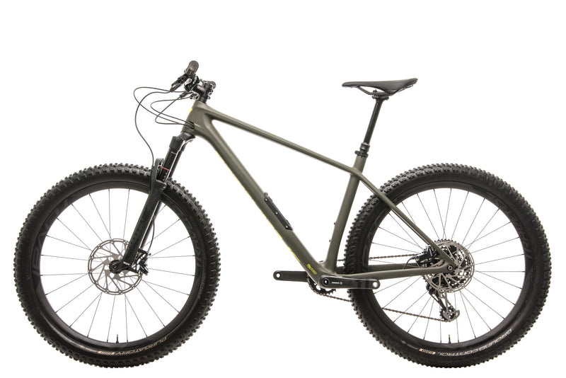 Specialized Fuse Comp Carbon 29/6 Fattie Mountain Bike - 2019, Large non-drive side