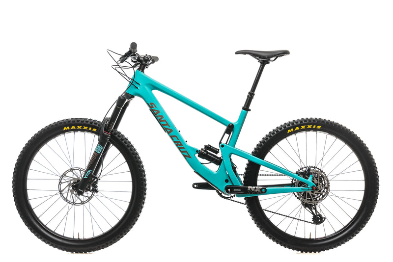 Santa Cruz Bronson C Mountain Bike - 2019, Large non-drive side