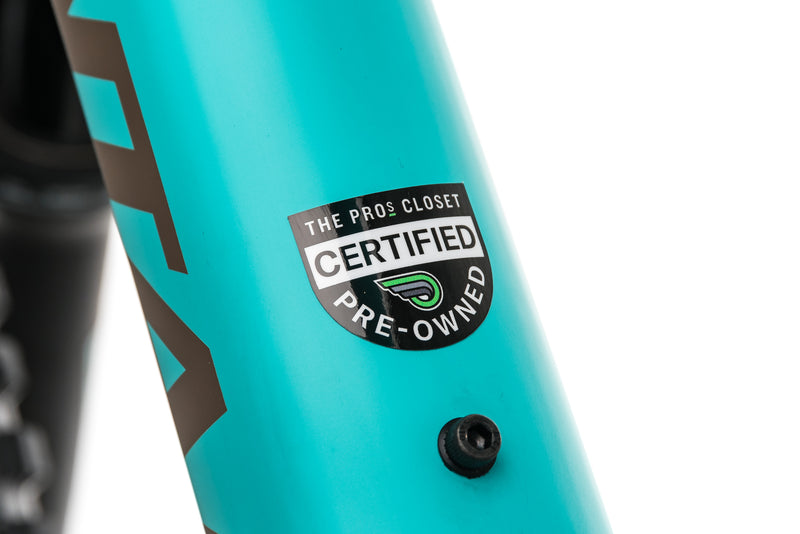 Santa Cruz Bronson C Mountain Bike - 2019, Large sticker