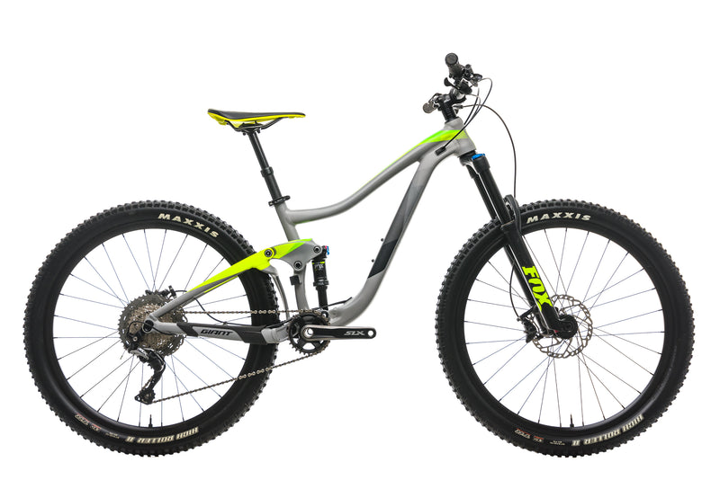 Giant Trance 2 Mountain Bike - 2018, Small drive side