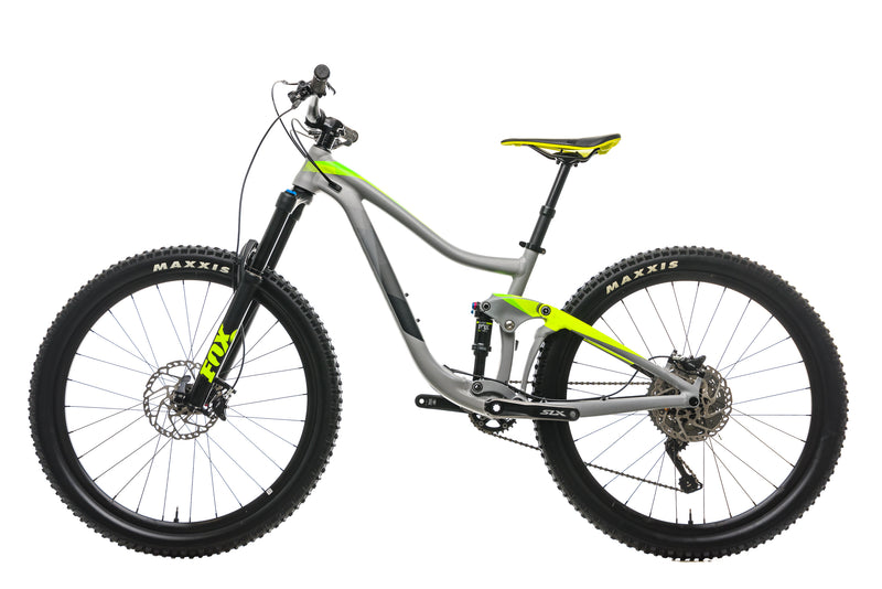 Giant Trance 2 Mountain Bike - 2018, Small non-drive side