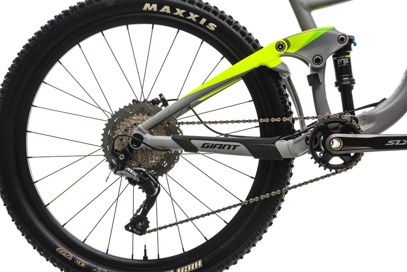 Giant Trance 2 Mountain Bike - 2018, Small drivetrain