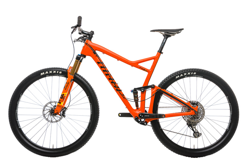 Niner RKT 9 RDO 4-Star Mountain Bike - 2019, X-Large non-drive side