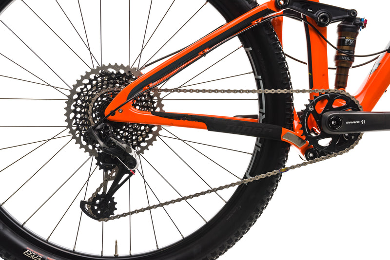 Niner RKT 9 RDO 4-Star Mountain Bike - 2019, X-Large drivetrain