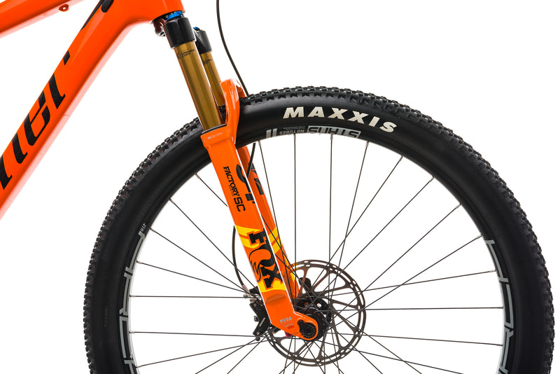 Niner RKT 9 RDO 4-Star Mountain Bike - 2019, X-Large cockpit