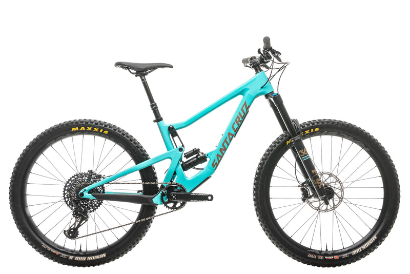 Santa Cruz Bronson C S Mountain Bike - 2019, Small drive side