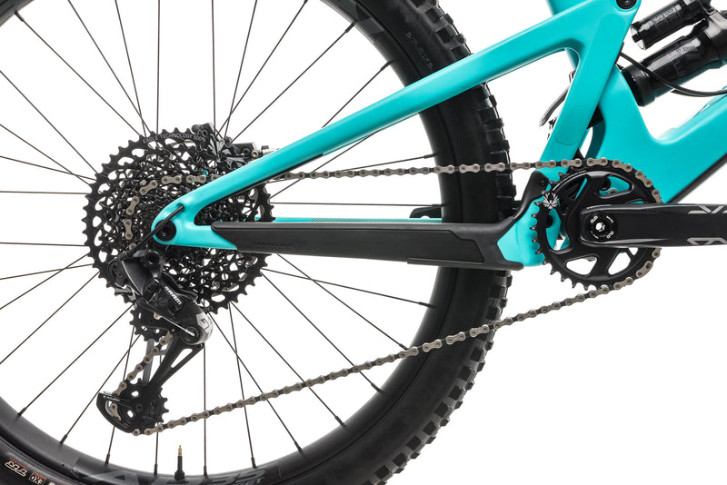 Santa Cruz Bronson C S Mountain Bike - 2019, Small drivetrain