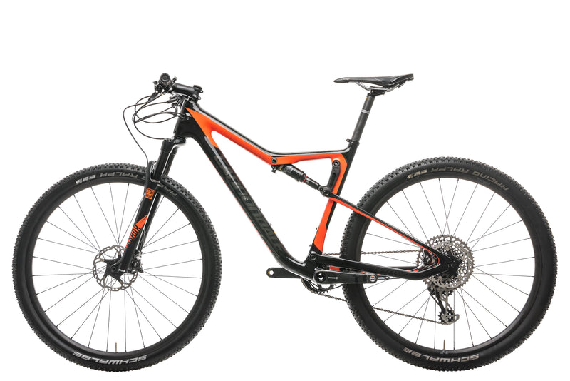 Cannondale Scalpel-Si Carbon 2 Mountain Bike - 2018, Large non-drive side