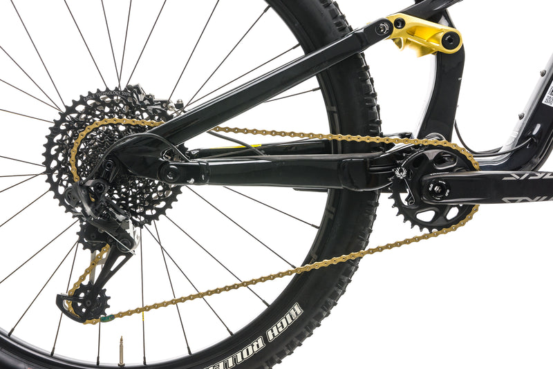 Cannondale Habit Carbon 2 Mountain Bike - 2020, Small drivetrain