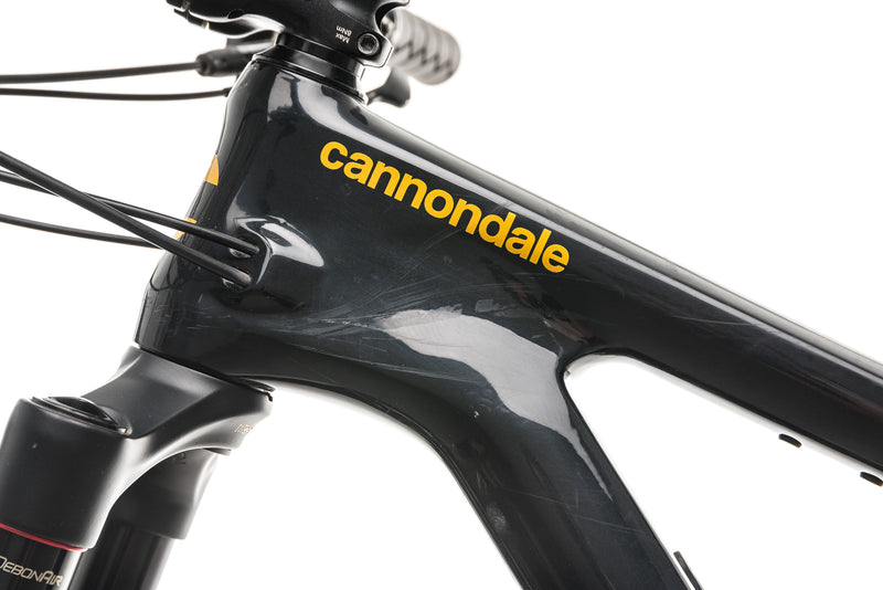 Cannondale Habit Carbon 2 Mountain Bike - 2020, Medium detail 3
