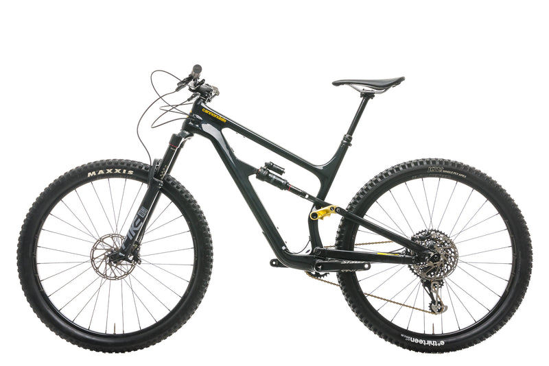 Cannondale Habit Carbon 2 Mountain Bike - 2020, Large non-drive side